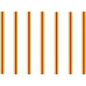 """3-fach Streifen Bettwäsche """"Tricolor"""""""