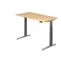 höhenverstellbarer Schreibtisch XBHM 160 cm Breite