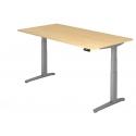 höhenverstellbarer Schreibtisch XBHM 200 cm Breite