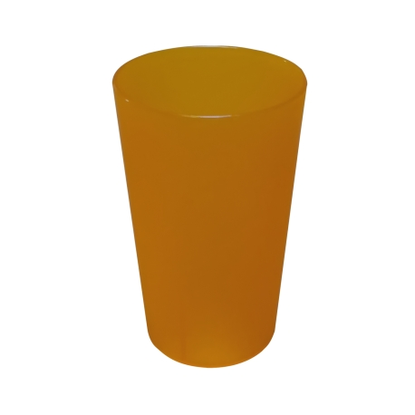 Trinkbecher Orange 0,28 L