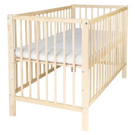 Kinderbett Rundstäbe