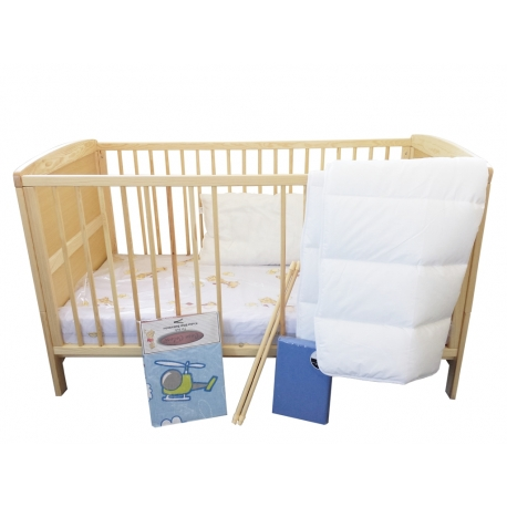 Komplettset Kinderbett