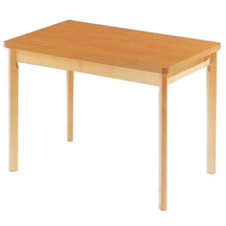 Tisch Holz 80x120 cm