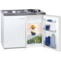 Kompaktküche Mini mit Kochplatten