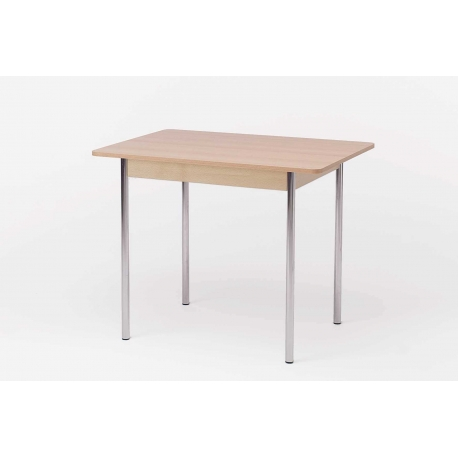 Tisch Holz 90x65 cm