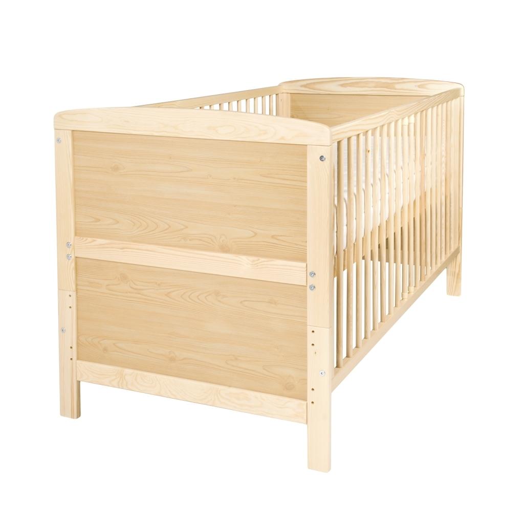kinderbett jan in 60x120 u 70x140 cm g nstig bei happy. Black Bedroom Furniture Sets. Home Design Ideas