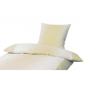 Baumwoll Bettwäsche mit Hotelverschluss