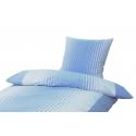 Baumwoll-Polyester Bettwäsche mit Hotelverschluß