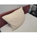 Satin Bettwäsche mit Feinstreifen