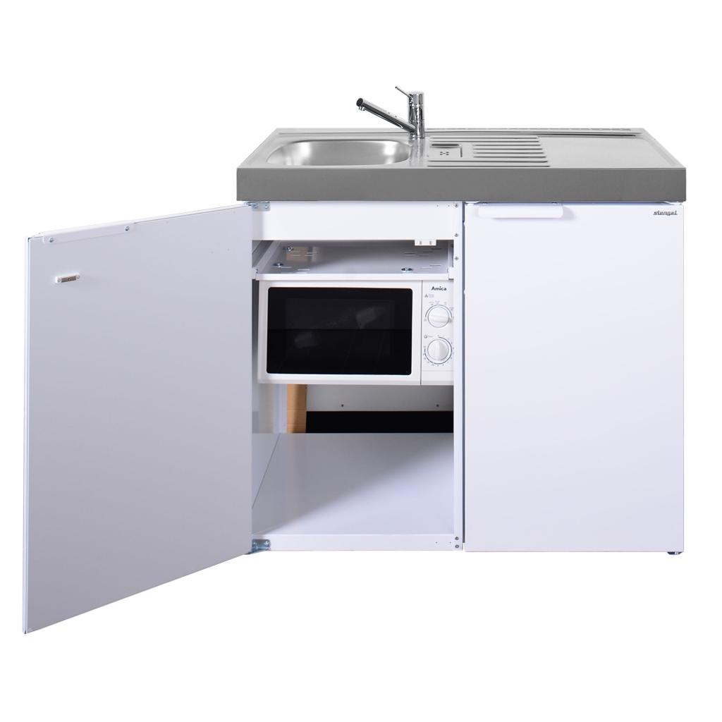 Mini Kuche Kitchenline Mkm 100 Bei Happy Hartmann