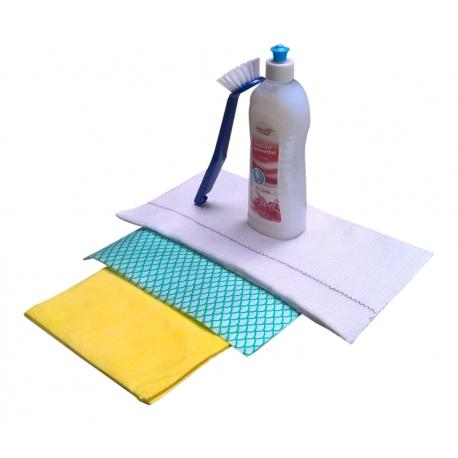 Spül und Reinigungs-Set