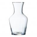 Glaskaraffe / Vase